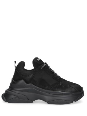 SNEAKER TOUCH ALL BLACK
