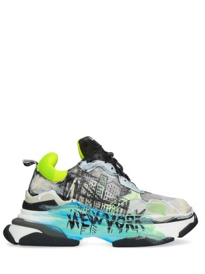SNEAKER TOUCH NEW YORK