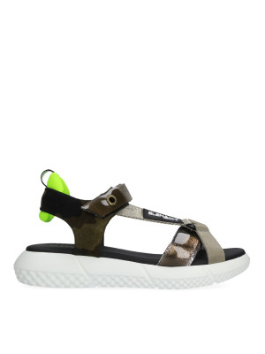 Military Camouflage Sandal