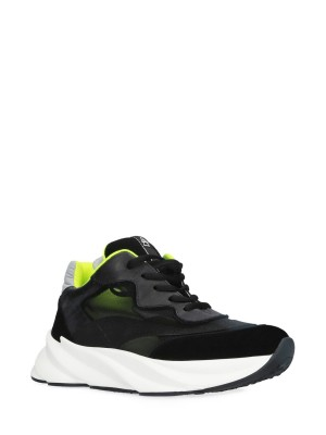 COLETTE SNEAKER BLACK YELLOW