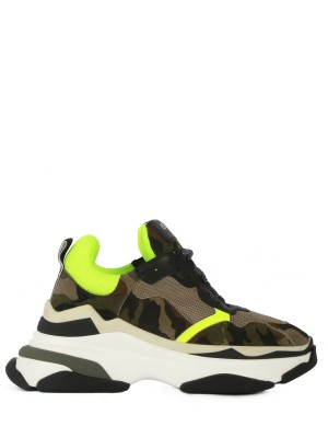 SNEAKER TOUCH CAMOUFLAGE