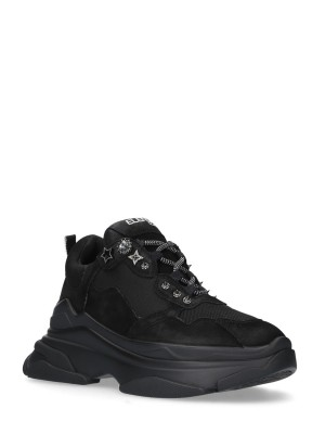 SNEAKER TOUCH LUX BLACK