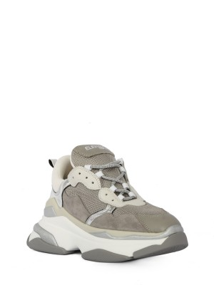 SNEAKER TOUCH ARGENT
