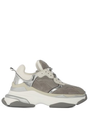 SNEAKER TOUCH SILBER
